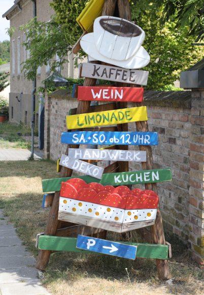 Markt im Auenhof in Buchow-Karpzow: Der Auenhof hat sich als Ausflugsziel in der Region etabliert!