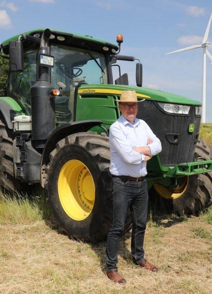 """Bauerngespräch mit Ernteprognose: """"Wir brauchen Regen für eine gute Ernte!"""""""