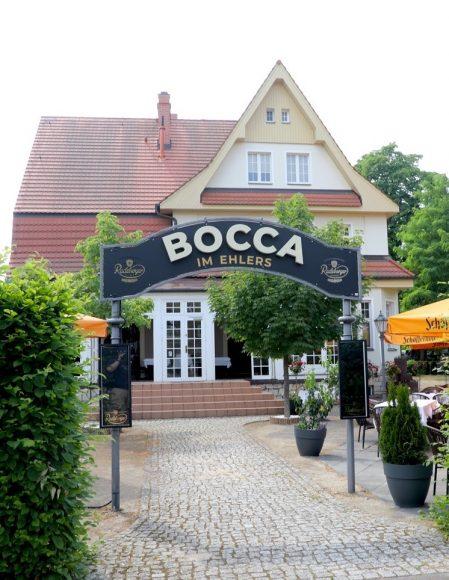 La Bocca: Neue italienische Küche im alten Ehlers-Haus in Finkenkrug!