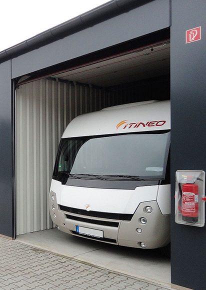 Garagenlager24 in Nauen: Kleinlagerhallen, Stellplätze und XXL Garagen zur Miete!