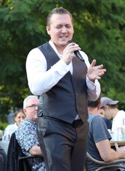 Die Rumbar singt: Michael Kelly und Axel Zabel rocken die Rumbar in Falkensee!