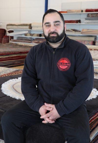 Teppichwäscherei und Galerie Taleblou aus Falkensee: Mohammed Taleblou warnt vor Betrug!