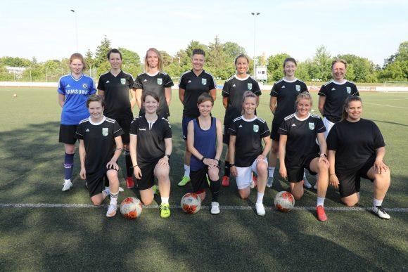 Kickende Damen: Die Brieselanger Frauen spielen in der Landesliga!