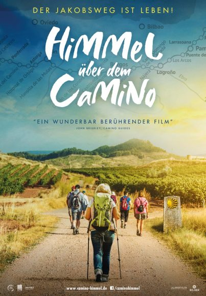 Kino-Filmkritik: Himmel über dem Camino
