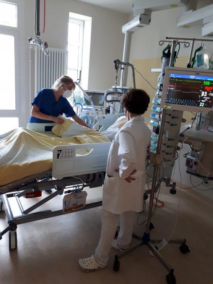 Die Klinik Nauen nimmt nach 17 Monaten Bauzeit ihre neue Intensivstation in Betrieb