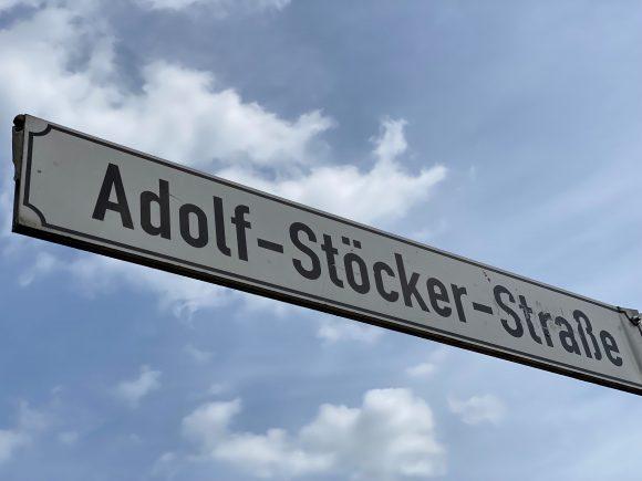 In Brieselang ist eine Straße nach einem Antisemiten benannt