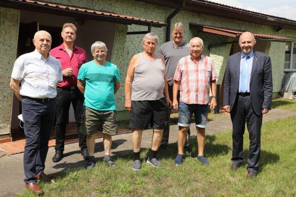 Kleintierzuchtverein D 459 Wansdorf mit Problemen: Kleintierzüchter brauchen Nachwuchs und Veranstaltungen!