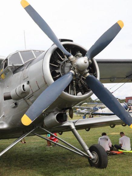 Ostblock Fly-In 2021 auf der Bienenfarm: Oldtimer Flug- und Fahrzeuge aus  Ost-Produktion!