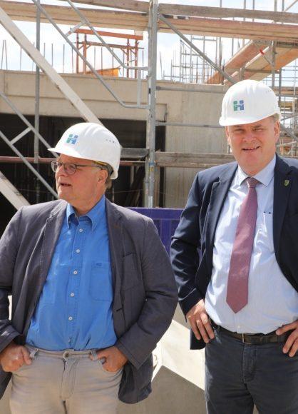 Eröffnung Oktober 22: Neues Seniorenpflegezentrum entsteht in Wustermark!