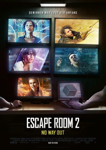 Kino-Filmkritik: Escape Room 2