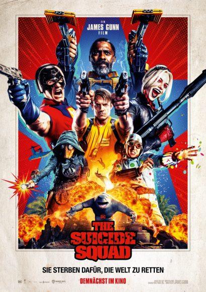 Kino-Filmkritik: Suicide Squad