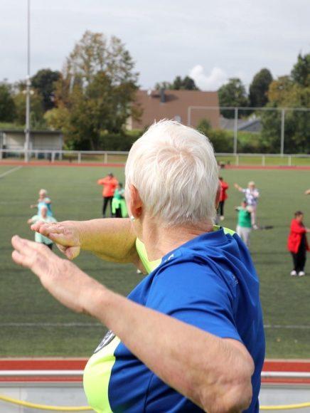 1. Seniorensportfest Brieselang: Der Seniorenbeirat möchte ältere Mitbürger in die Bewegung bringen!