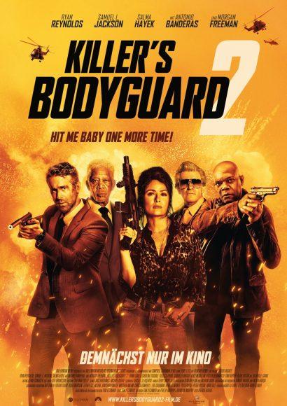 Kino-Filmkritik: Killer's Bodyguard 2