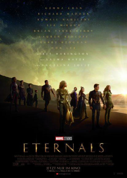 Kino-Filmkritik: Eternals