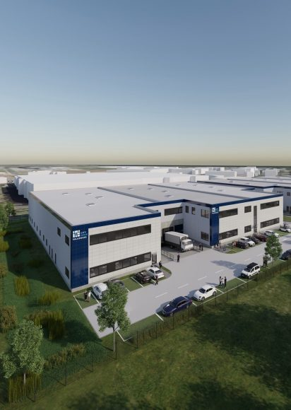 Neues City-Dock: In Falkensee entsteht ein neuer Businesspark!