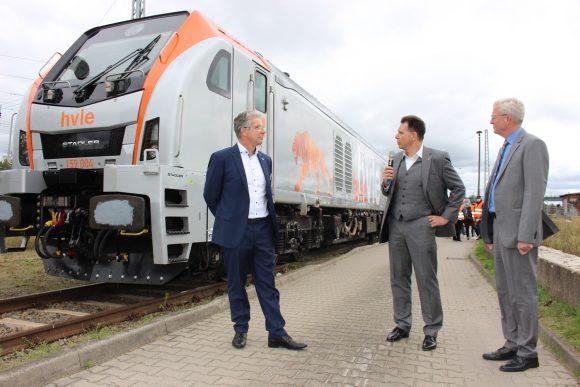"""Rund um die Bahn: Zum zweiten Mal fand der """"Tag der Eisenbahn"""" in Elstal statt!"""