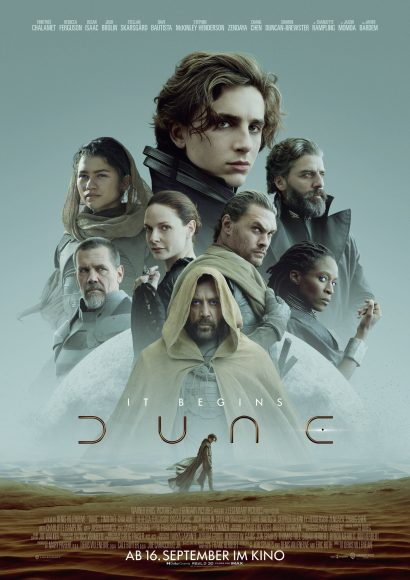 Kino-Filmkritik: Dune