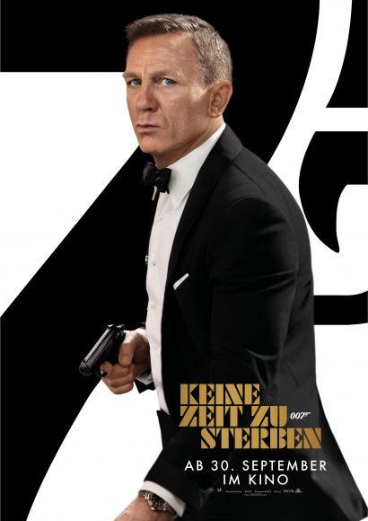 Kino-Filmkritik: James Bond – Keine Zeit zu sterben