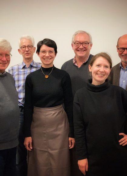 Europa-Union Havelland hat einen neuen Vorstand